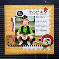 Paper Issues: Simple Stories - Say Cheese