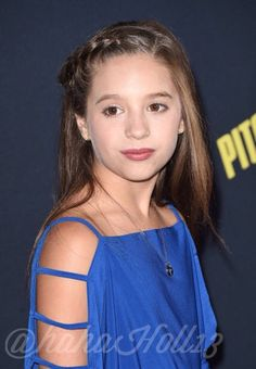 Added by #hahah0ll13 Dance Moms LA Premiere of Pitch Perfect 2 Mackenzie Ziegler