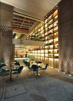 Best inspirations by @studioarthurcasas Restaurant Decor Tips | Studio Arthur Casas | inspirations  #bestinteriordesigner #brabbucontractinspirations #bestprojects See more: http://brabbucontract.com/projects.php
