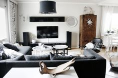 Tine K // Livingroom // Marrakesh // Marimekko // Lumimarja // Reunion Home // Facet // Mariskooli // Design by //