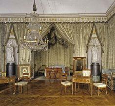 Residenzschloss Ludwigsburg Schlafzimmer König Friedrichs I. im Residenzschloss…