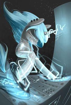 DJ HOR5 by Underpable.deviantart.com on @DeviantArt