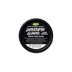 Catastrophe Cosmetic ($7.95) via Polyvore featuring beauty products, bath & body care and face mask