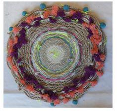 DIY Tutorial for Rope Tapestry via bldg 25 #Rope_Tapestry #bldg_25