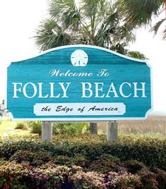 Folly Beach has a rich & fascinating history including the Civil war, pirates, shipwrecks and more. Learn about Folly Beach & book your vacation rental today! Folly Beach South Carolina, North Carolina, Just Dream, Down South, Along The Way, Charleston Sc, Oh The Places You'll Go, Vacation Spots, Vacation Ideas