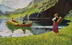 Hans Dahl, Norwegian, 1849-1937