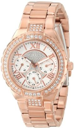 montre rose gold chanel