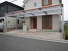 Architect Design, Canopy, Gazebo, Garage Doors, Sweet Home, Deck, Exterior, House Design, Outdoor Decor