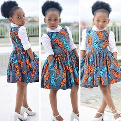 African Print Kid's Dress – Kid's Full Flared Dress- Ankara Print – Ankara Dress – Handmade – Africa Clothing – African Fashion – Mahiber Ankara Styles For Kids, African Dresses For Kids, African Children, Latest African Fashion Dresses, African Print Dresses, African Print Fashion, Africa Fashion, African Babies, Latest Ankara Styles