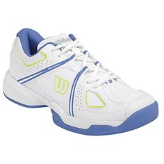 1902589b9cd Women`s Nvision Envy Tennis Shoes White and Peri Blue
