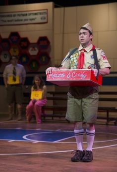 """The 25th Annual Putnam County Spelling Bee"" is a great place to be for audiences looking for a fun and light-hearted stage diversion."""