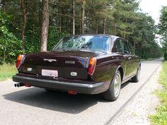 Rolls Royce Silver Shadow Corniche Coupé MPW 1977