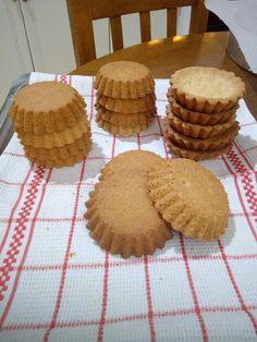 συνταγή_για_ζύμη_σαμπλέ_για_τάρτες_ Cookies, Desserts, Food, Pie, Crack Crackers, Tailgate Desserts, Deserts, Biscuits, Essen