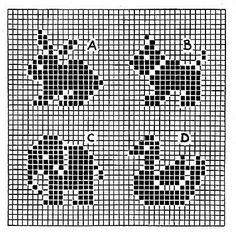 Bedtime Story Afghan Pattern   Free Knitting Patterns