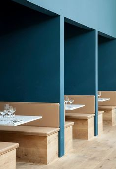 COPENHAGEN RESTAURANT ITALY DESIGNED BY NORM | THE STYLE FILES