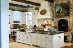 Paula Dean's kitchen is my dream kitchen!