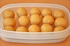 Low Carb Marzipan-Pralinen (Rezept mit Bild) von buerserberg   Chefkoch.de