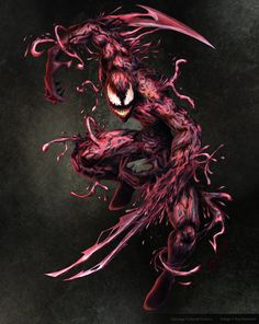 Image result for symbiote fan art