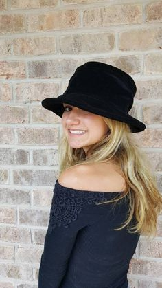 2ad87a29bae 59 best Vintage Hats From Why We Love The Past on ETSY images on ...