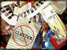 mindfulness and the clutter monster.