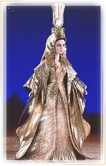 1999-Barbie Elizabeth Taylor Cleopatra