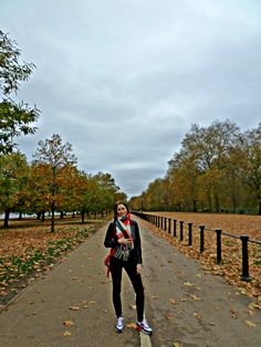 Hyde park, travel blog, winter, london, park, horses www.vikingwanderer.com