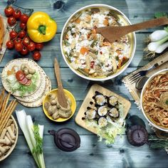 Mediterranean diets are the secret to eternal youth