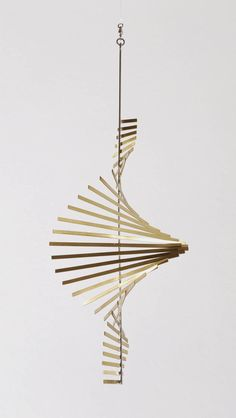 Kenneth Martin, Small Screw Mobile 1953.