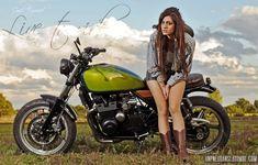 Kawasaki 550 Zephyr by Oldies'n Classic Spirit