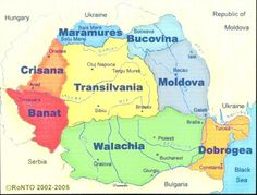 The map of Jewish Heritage Tour of Romania Bulgaria, Romania Map, Romania Travel, Romanian Language, The Beautiful Country, Moldova, Countries Of The World, Ukraine, City