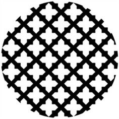 Camelot Cottons, Black and Tan, Lattice Black and White