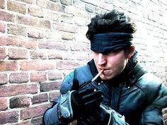 Solid Snake by RBF-productions.deviantart.com on @deviantART