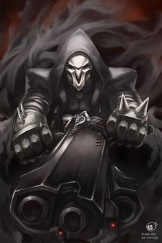 Reaper by thisishamm