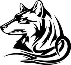 tribal animal drawing - Google Search