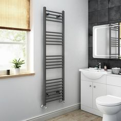 Bathroom towels, towel hangers for bathroom, bathroom ladder, towel rac Bathroom Ladder, Towel Hangers For Bathroom, Laundry In Bathroom, Bathroom Towels, Master Bathroom, Bathroom Bin, Downstairs Bathroom, Bathroom Faucets, Home Radiators