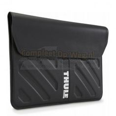 Thule Crossover Macbook Air Sleeve 13 Inch Black - TMPA-113 #thule #fathersday #vaderdag