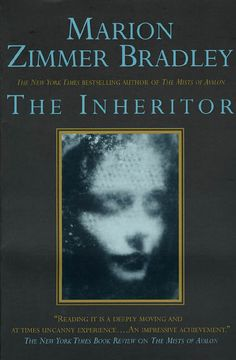 Marion Zimmer Bradley - The Inheritor the cover I have
