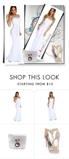 """""""amiclubwear 23"""" by jnatasa ❤ liked on Polyvore featuring women's clothing, women, female, woman, misses and juniors"""