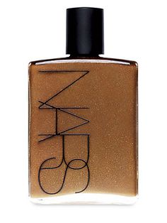 The NARS Body Glow is the perfect addition to your summer beauty regimen – use daily to re-hydrate and soothe skin and add to your hair for suppleness and sheen!