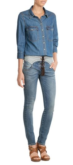 63 besten denim dream Bilder auf Pinterest | Ropa, Moda para damas ...