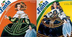 """Infanta naranja,Infanta limón"" .Serie Logotipos."