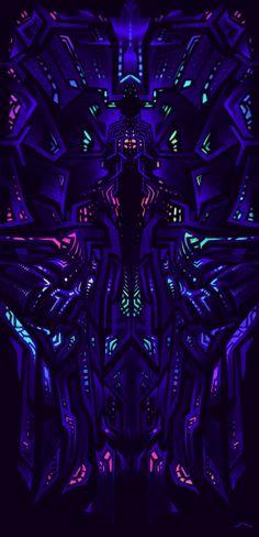 more concept art for nowhere - sacred blacklight.