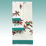 Simply Fine Lenox® Chirp Towel