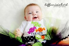 Treats Halloween Bodysuit Candy Trick or Treat by whimsytots, $31.50