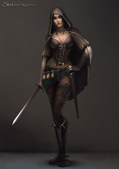 Stunning Fantasy Illustrations by Sandra Duchiewicz | Cruzine