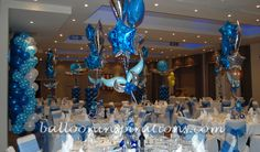 Blog Archives - Page 2 of 3 - ballooninspirations.com Masquerade Theme, Masquerade Ball, Centerpiece Decorations, Balloon Decorations, Mardi Gras, Party Themes, Balloons, Blog, Carnival