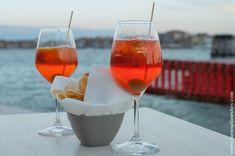 Aperol Spritz la bebida del viaje a Italia