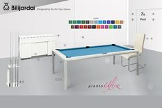 The Slimline Pool Table, we believe to be the slimmest Pool Dining Table you can find on the market. This table can be used as a stand alone Pool Table or as a Pool Dining Table due to its incredibly slim frame design. Pool Table Dining Table, Pool Tables, Ral Colours, Table Sizes, Table Dimensions, Wood Colors, Types Of Wood, Best Games, Your Space