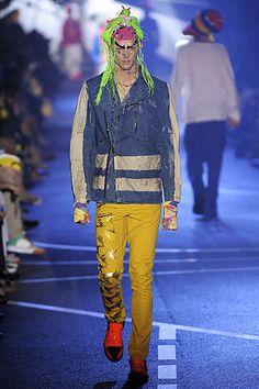 John Galliano Spring 2009 Menswear - Collection - Gallery - Style.com