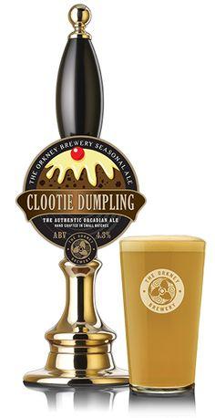 If not, there's always beer. Clootie Dumpling, British Beer, Dark Beer, Hidden Rooms, Beer Labels, Wine And Spirits, Brewery, Over The Years, Pump